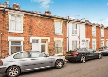 Thumbnail 2 bed terraced house for sale in Oxford Road, Southsea, Hampshire
