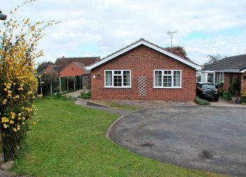 Thumbnail 2 bed detached bungalow for sale in Morton Close, Radcliffe-On-Trent, Nottingham