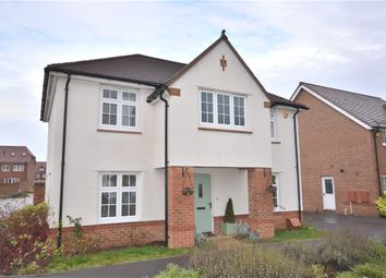 Thumbnail 4 bed detached house to rent in Goldcrest Road, Bracknell
