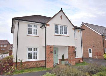 Thumbnail 4 bed detached house for sale in Goldcrest Road, Bracknell, Berkshire