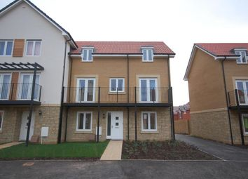 Thumbnail 4 bedroom terraced house to rent in Admiral Way, Greenacres, Exeter, Devon