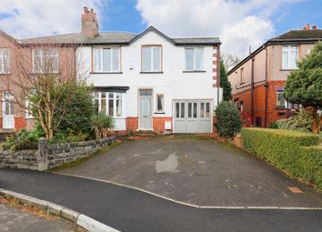 Thumbnail 5 bed semi-detached house for sale in Endowood Road, Sheffield