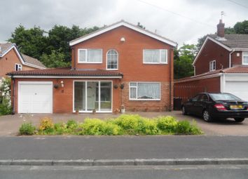 Thumbnail 4 bed detached house for sale in Blaking Drive, Knowsley, Prescot