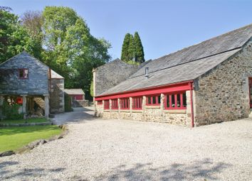 Thumbnail 4 bedroom country house for sale in Milltown, Lostwithiel