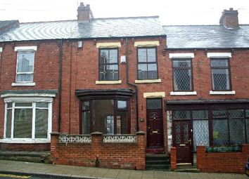 Thumbnail 3 bed terraced house to rent in Darlington Road, Ferryhill, County Durham