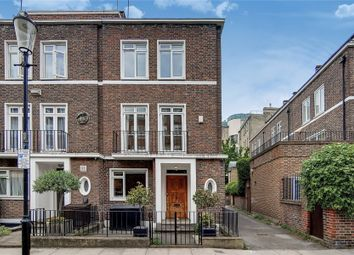 Thumbnail 4 bed end terrace house for sale in Marlborough Street, London