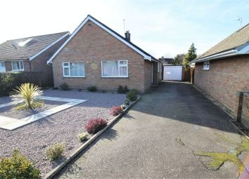 Thumbnail 2 bed detached bungalow for sale in Meadow Rise Road, Norwich