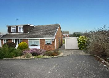 Thumbnail 1 bed semi-detached bungalow for sale in Featherbed Lane, Hillmorton, Rugby, Warwickshire