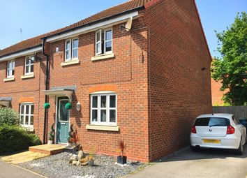 Thumbnail 3 bed end terrace house to rent in Maximus Road, North Hykeham, Lincoln