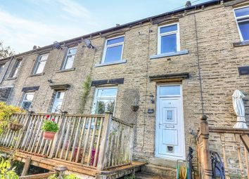 Thumbnail 2 bed terraced house for sale in Booth House Terrace, Luddendenfoot, Halifax