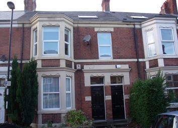 Thumbnail 6 bed terraced house to rent in Deuchar Street, Jesmond, Newcastle Upon Tyne