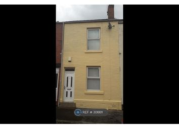 Thumbnail 3 bed terraced house to rent in Rose Ave, Doncaster