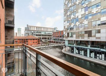 Thumbnail 1 bed flat for sale in Waterfront Walk, Birmingham