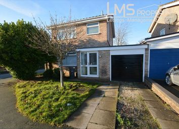 Thumbnail 3 bed detached house for sale in Lulworth Close, Winsford