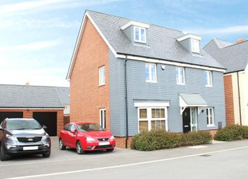 Thumbnail 5 bed property for sale in Whittle Drive, Biggleswade