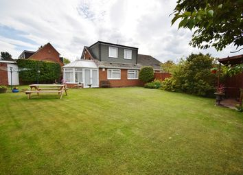 Thumbnail 3 bedroom semi-detached bungalow for sale in Wellspring Close, Acklam, Middlesbrough