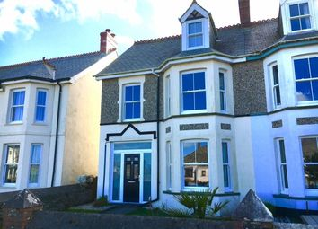 3 bed semi-detached house for sale in Bossiney Road, Tintagel PL34