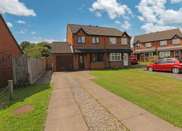 Thumbnail 3 bed semi-detached house for sale in Glenmore Drive, Longford, Coventry
