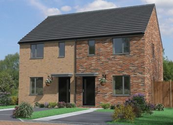 Thumbnail 2 bedroom semi-detached house for sale in Lakeside Boulevard, Doncaster