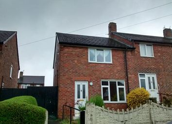 Thumbnail 2 bed end terrace house to rent in Cartmell Avenue, Windlehurst, St. Helens, Merseyside