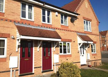 Thumbnail 2 bedroom town house to rent in Maidwell Close, Belper