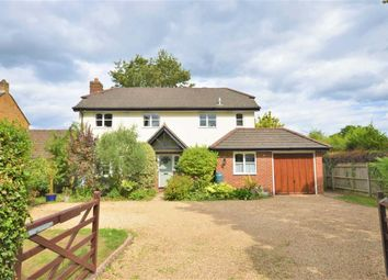 Thumbnail 4 bed detached house for sale in School Road, Rowledge, Farnham