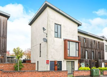 Thumbnail 3 bedroom end terrace house for sale in Banbury Way, Basingstoke