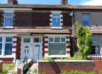 2 bed terraced house to rent in Radcliffe Road, Fleetwood FY7