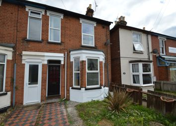 Thumbnail 2 bed end terrace house to rent in Bramford Road, Ipswich
