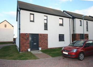 Thumbnail 3 bed detached house to rent in George Grieve Way, Tranent