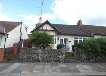 Thumbnail 3 bed semi-detached bungalow for sale in Silverdale Avenue, Westcliff On Sea, Westcliff On Sea