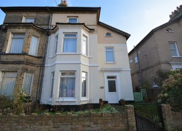 Thumbnail 5 bed semi-detached house for sale in London Road South, Lowestoft