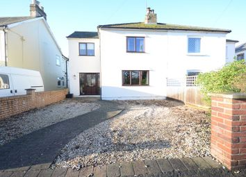 Thumbnail 3 bedroom semi-detached house to rent in Denmark Avenue, Woodley, Reading