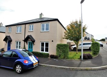 Thumbnail 3 bed semi-detached house to rent in Tappers Lane, Yealmpton, Plymouth