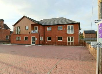 Thumbnail 1 bed flat for sale in Fountain Court, Wharf Road, Gnosall