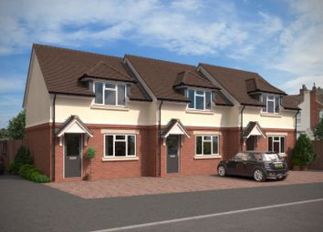 Thumbnail 2 bed terraced house for sale in Rutland Crescent, Trowbridge