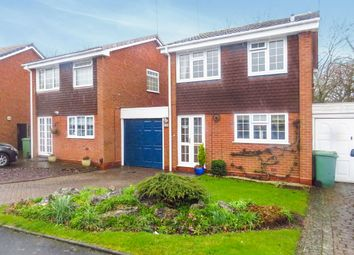 Thumbnail 3 Bed Link Detached House For Sale In Abbotswood Close Winyates Green