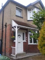 Thumbnail 4 bed semi-detached house to rent in Kitchener Road, Highfield, Southampton