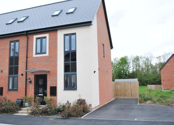 Thumbnail 3 bed end terrace house for sale in Emerald Place, Bishops Cleeve, Cheltenham