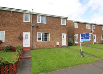 Thumbnail 3 bed terraced house for sale in Milton Close, Stanley
