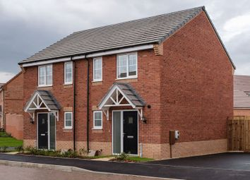 Thumbnail 2 bed semi-detached house for sale in Stammers Way, Bishops Tachbrook, Leamington Spa