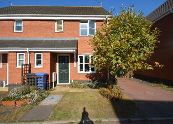 Thumbnail 3 bed semi-detached house for sale in Mast Close, Carlton Colville, Lowestoft