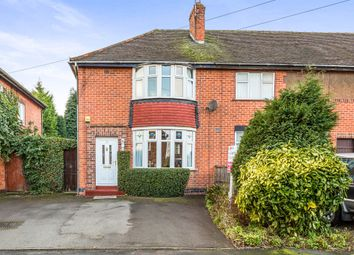 Thumbnail 3 bed end terrace house for sale in King George Road, Loughborough