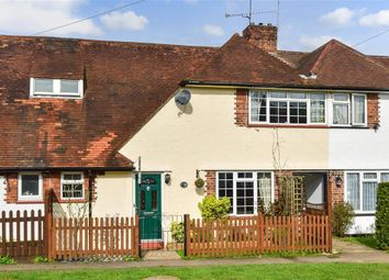 Thumbnail 3 bed terraced house for sale in Poplar Avenue, Leatherhead, Surrey