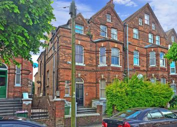 Thumbnail 3 bed flat for sale in Millfield, Folkestone, Kent