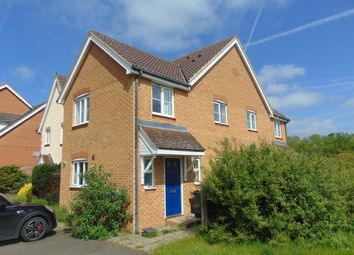 Thumbnail 1 bed semi-detached house to rent in Hill Rise, Ashford