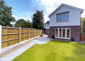 Thumbnail 5 bedroom detached house for sale in New Road, Great Baddow, Chelmsford