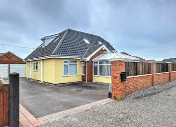 Thumbnail 4 bedroom detached bungalow for sale in Beach Close, Great Yarmouth
