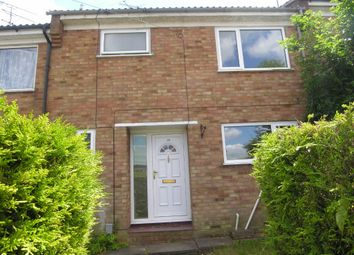 3 bed terraced house to rent in Hunts Close, Farley Hill, Luton LU1