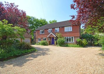 Thumbnail 5 bed detached house for sale in Beech Lane, Grayshott, Hindhead